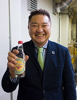 坪井食品株式会社 代表取締役 坪井裕平さん