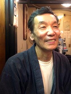 横浜最古参のお蕎麦屋「江戸藤」の郡谷洋一さん