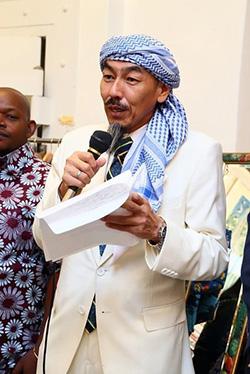 アフリカ独立革命に命をかける革命児 島岡 強さん