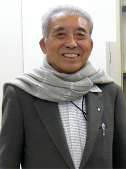 オフィス環境システムエンジニアリング代表で『元町の主』と呼ばれる杉島和三郎さん