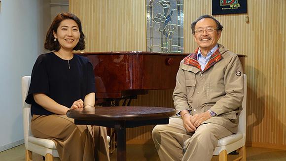 ヨコハマ・キラキラ(第9回) サーンファン・サンティパープ財団 山本敏幸さま