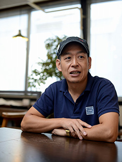 株式会社Builders代表取締役社長西本尚五さん