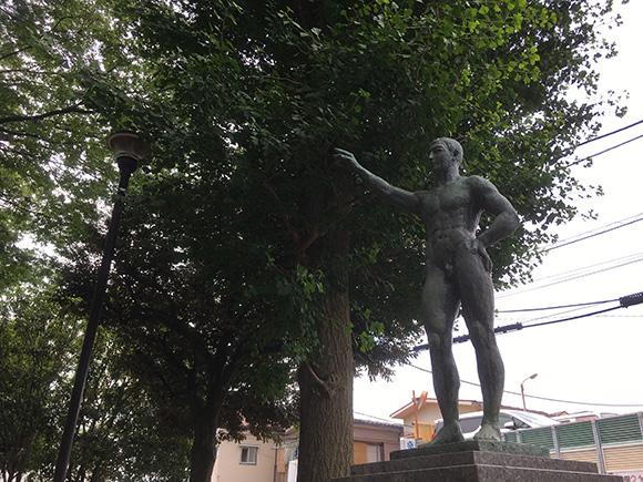 横浜の銅像・石像・その他の像(...