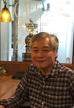 喫茶店「もうひとつの時間」オーナー 山本芳寛さん
